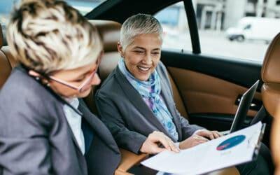 Les avantages d'utiliser un service de chauffeur