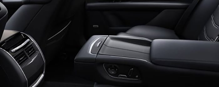 Limousine Montreal MKT Interieur