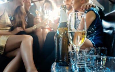 La limousine, idéale pour vos soirées de groupe!