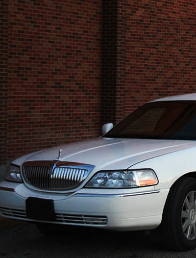 Limousine Montreal Towncar Lincoln